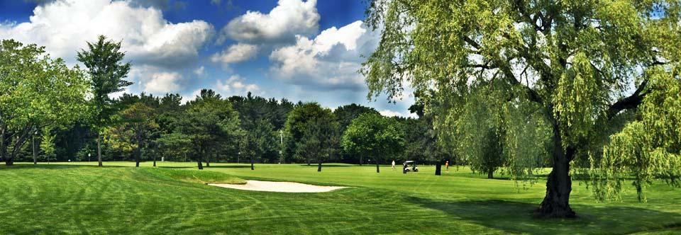 Chemawa Golf Course | Attleborough Golf Courses
