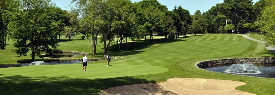 Golf | Chemawa Golf Course, North Attleboro Ma