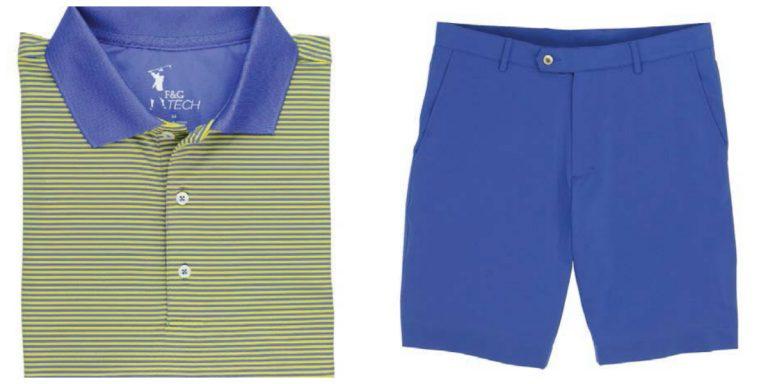 2016 Summer Golf Fashion Trends